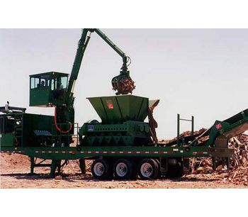 Shredding machineries for waste processing - Waste and Recycling