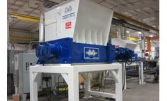 Machineries for plastics shredding & recycling