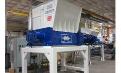 Machineries for plastics shredding & recycling