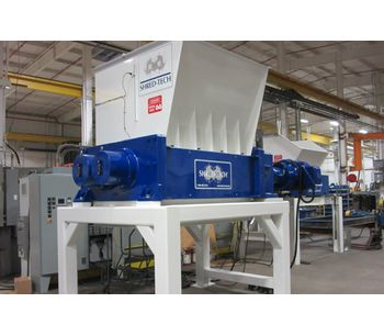 Machineries for plastics shredding & recycling - Waste and Recycling - Plastics Recycling