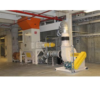 Machineries for cardboard recycling - Waste and Recycling - Paper Recycling