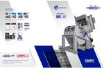 MG Line Precision Granulators - Brochure