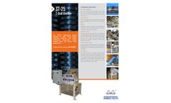 Shred-Tech ST-25 (Metric) Two Shaft Shredders - Brochure