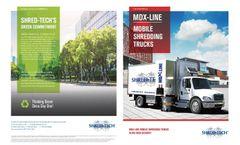 MDX Line Brochure
