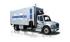 Model MDS-30GT - Mobile Shredding Trucks