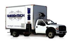 Model MDS-10GT - Mobile Shredding Trucks