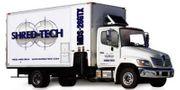 Mobile Shredding Trucks