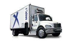 Model MDX-1 - Mobile Shredding Trucks