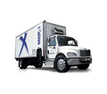 Model MDX-1 - Mobile Shredding Trucks