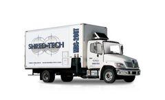 Model MDS-20GT - Mobile Shredding Trucks