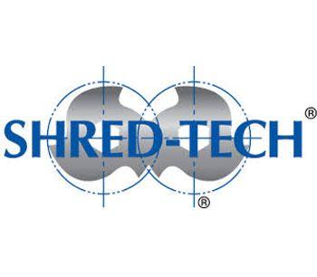 Shred-Tech - Model ST Series - Two Shaft Shredders