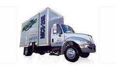 Model MCS-26E - Mobile Collection Trucks
