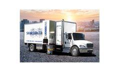 Shred-Tech - Model Lockbox Series - Mobile Collection Trucks