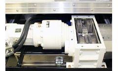 Shred-Tech - Model ST-5 - Mobile Hard Drive Shredder