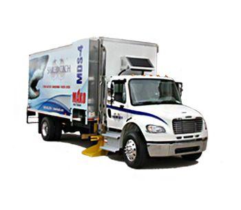 Shred-Tech - Model MDS-4 - Mobile Shredding Truck