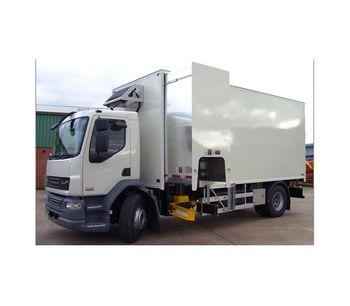 Mobile Shredding Truck-3