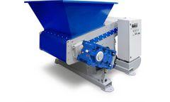 CAMEC - Model GR280 - CAMEC GR280-Single Shaft Shredder