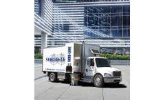 Shred-Tech - Model MDS-Line - Mobile Shredding Truck