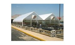 Poly-Tex - Retail Mart Permanent Greenhouse