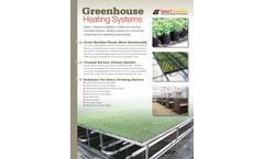 Greenhouse Heating Systems Datasheet