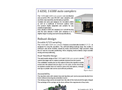 S 9432 Binary High Pressure Gradient Pump Technical Specifications Sheet