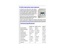 Schambeck SFD - Model RI 2012 - Differential Refractive Index Detector for HPLC, GPC/SEC - Brochure