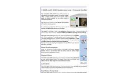 S9425-S9430 Quaternary Low Pressure Gradient Pump Flyer