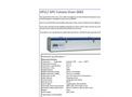 Schambeck SFD - Model C Oven 2002 - HPLC/ GPC Column Oven - Brochure