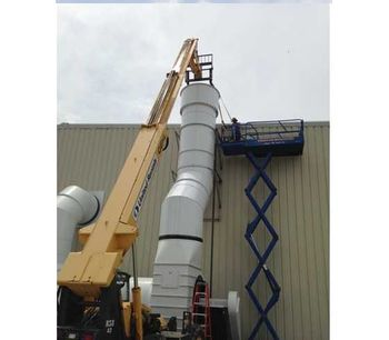 Mapco - PVC Duct System