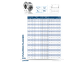Floating Flanged Expansion Joints Datasheet