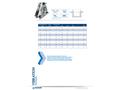 Vibration Absorbers Datasheet