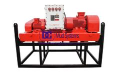 Dachuan - Model DCLW - Drilling Fluid Decanting Centrifuge