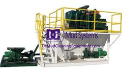 Dachuan - Model CBM - Drilling Mud Cleaning Systems