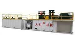 Dachuan - River Silt Cleaning System