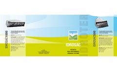 Idrosac - High-Performance Drainage Systems - Datasheet