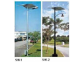 Solar Voltaic - Street and Highway Light