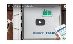 Hunter - Model Pro-HC - Controller
