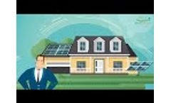 Install Solar Panels The Easy Way Video