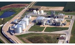 Material handling, drying and bulk storage solutions for ethanol production sector