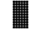 Monocrystalline Solar Photovoltaic Panels