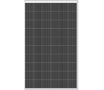 AxSun Premium - Model AX M-60 - Black Monocrystalline Solar Panel
