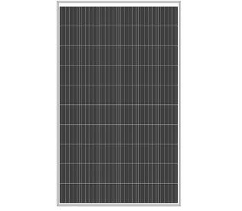 AxSun Premium - Model AX M-54 - Black Monocrystalline Solar Panel