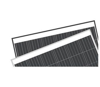 AxSun - Model AX M-60 Infinity - Monocrystalline Solar Panels with Glass-Glass