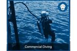 Gas detection solutions for the commercial diving industry - Monitoring and Testing