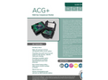 Analox - Model ACG+ - Multi Gas Compressed Air Monitor - Brochure