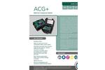 Analox - Model ACG+ - Multi Gas Compressed Air Monitor - Brochure