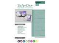 Safe-OX+ - O2 Enrichment & Depletion Monitor for Air Diving - Datasheet