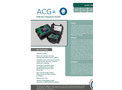 ACG+ - Compressed Air Monitor for Air Diving - Datasheet