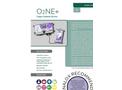 O2NE+ - O2 Depletion Monitor for Cryotherapy - Datasheet