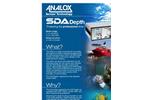 Analox - Model SDA Depth - Saturation Control Gas Monitoring - Brochure